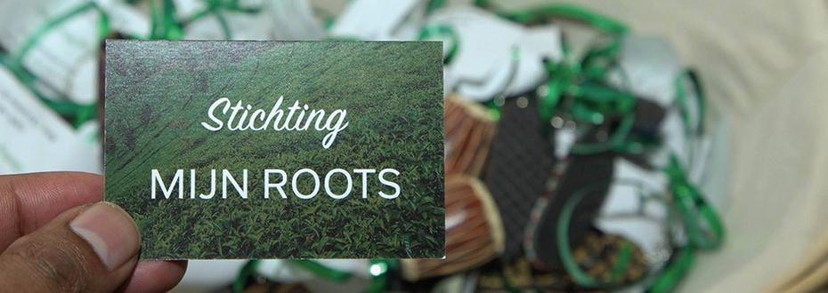 Samenwerking met Stichting Mijn Roots